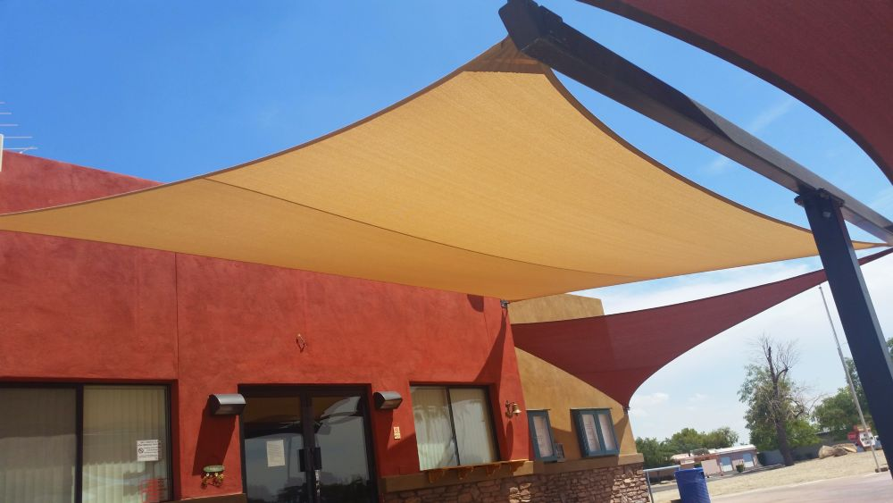 Shade Sails - Sun City Awning & Patio