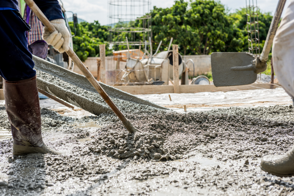 Commercial ~Industrial ~ Residential - All County Concrete Construction