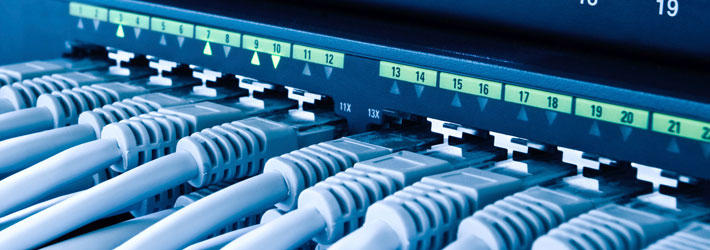 Network Cabling - Communication Service Corporation