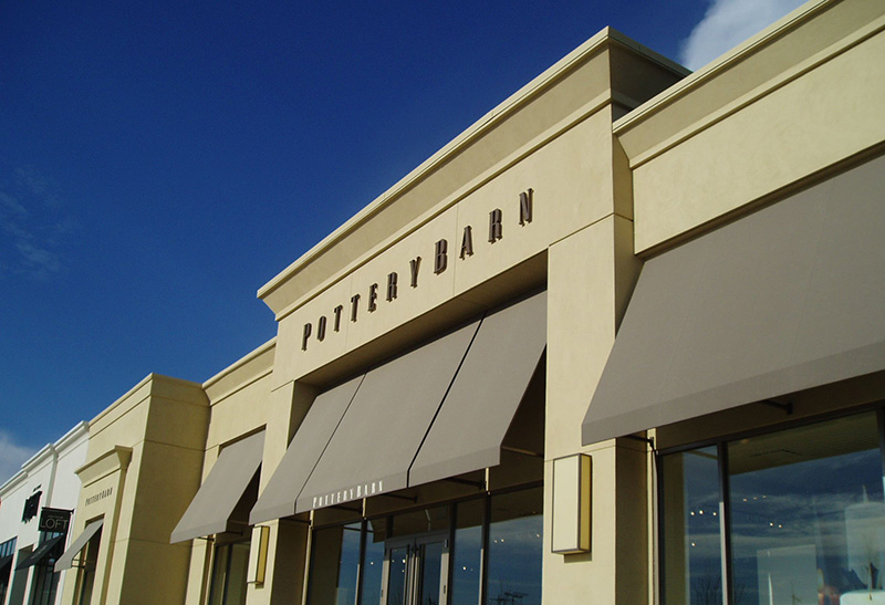 Hoigaard S Custom Canvas Awnings Commercial Awnings Image Proview