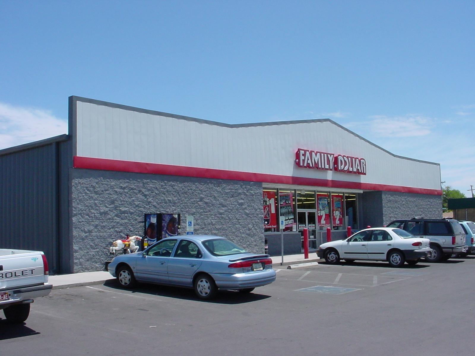 Family dollar store, in Tucson, AZ - Tucson, Arizona ...