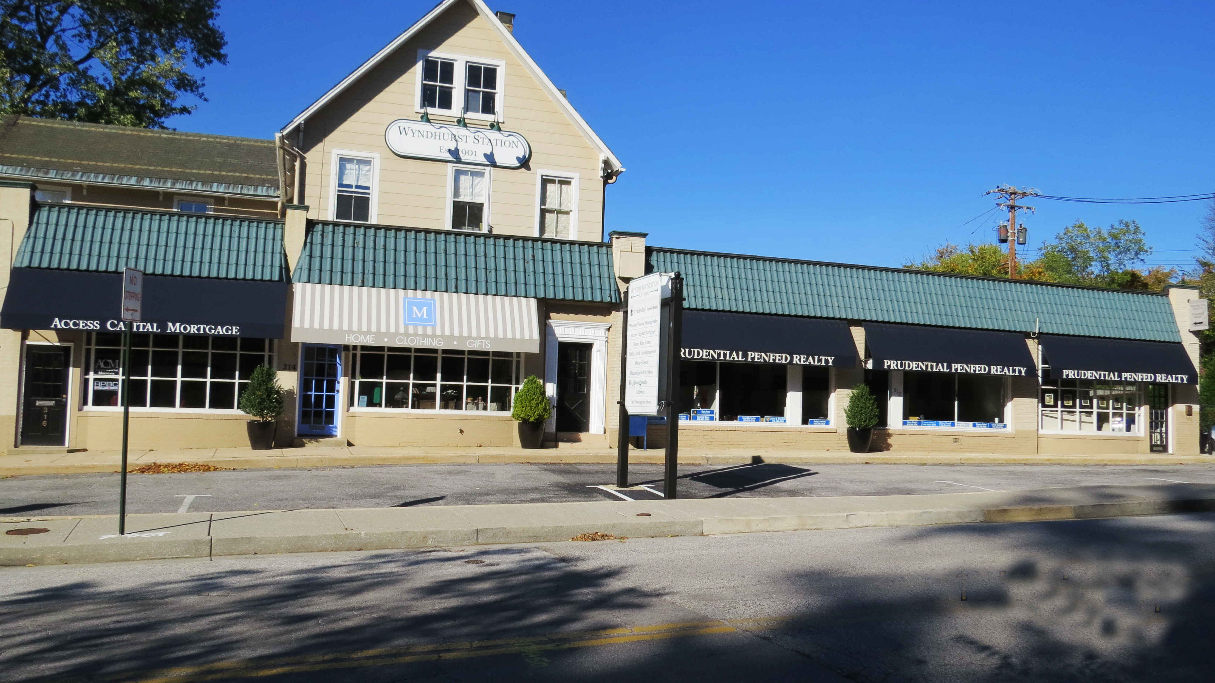Exceptional Wyndhurst Station Awnings Baltimore