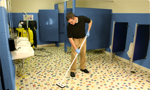 Services Commercial Cleaning
