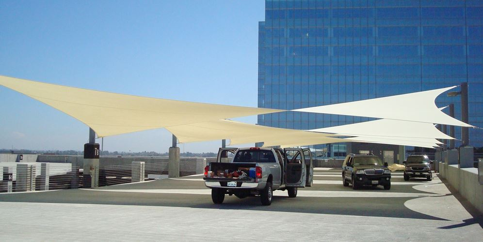 Shade Structures - Valliant Awnings & Upholstery
