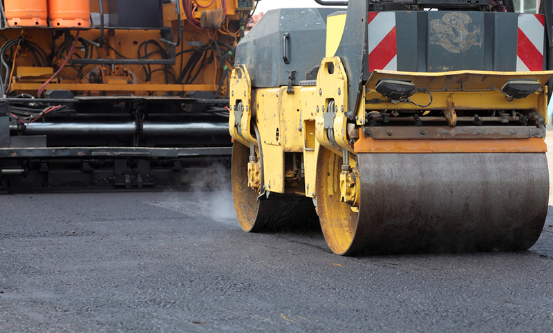 Paving Contractors - Muscara Bros. Paving Inc.