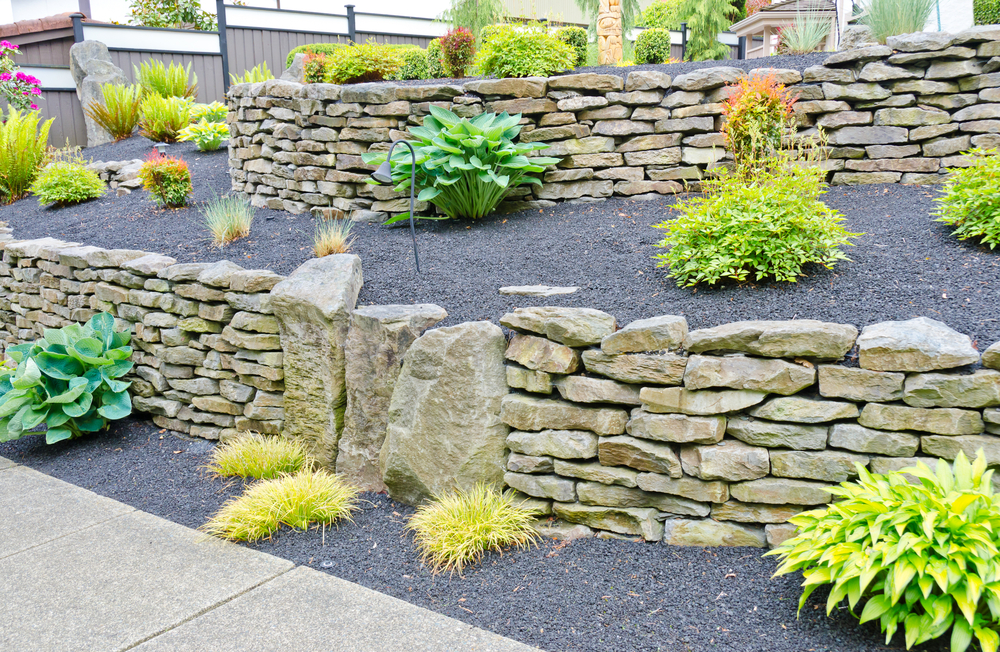 Landscape Construction - Mark Shablin Landscape Contracting