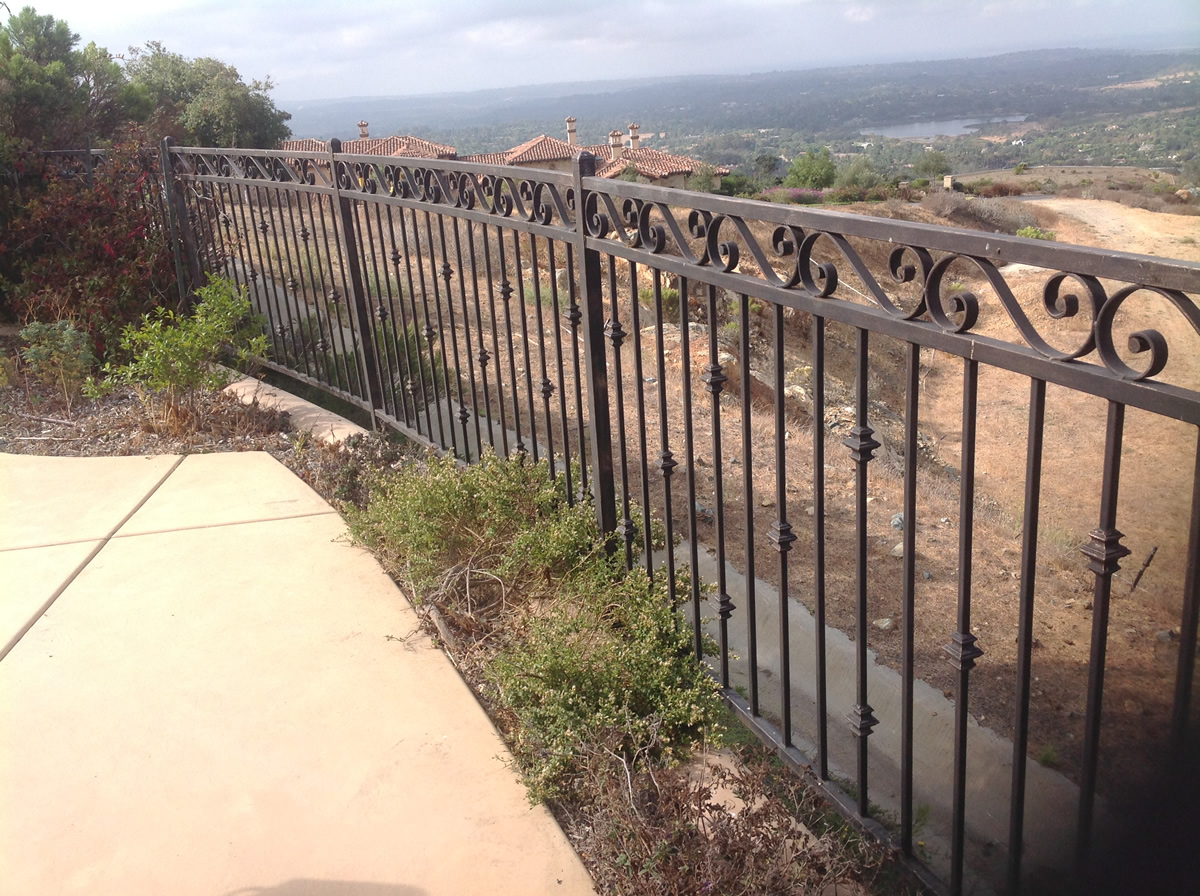 Recent Project - Sierra Pacific Fence Inc.