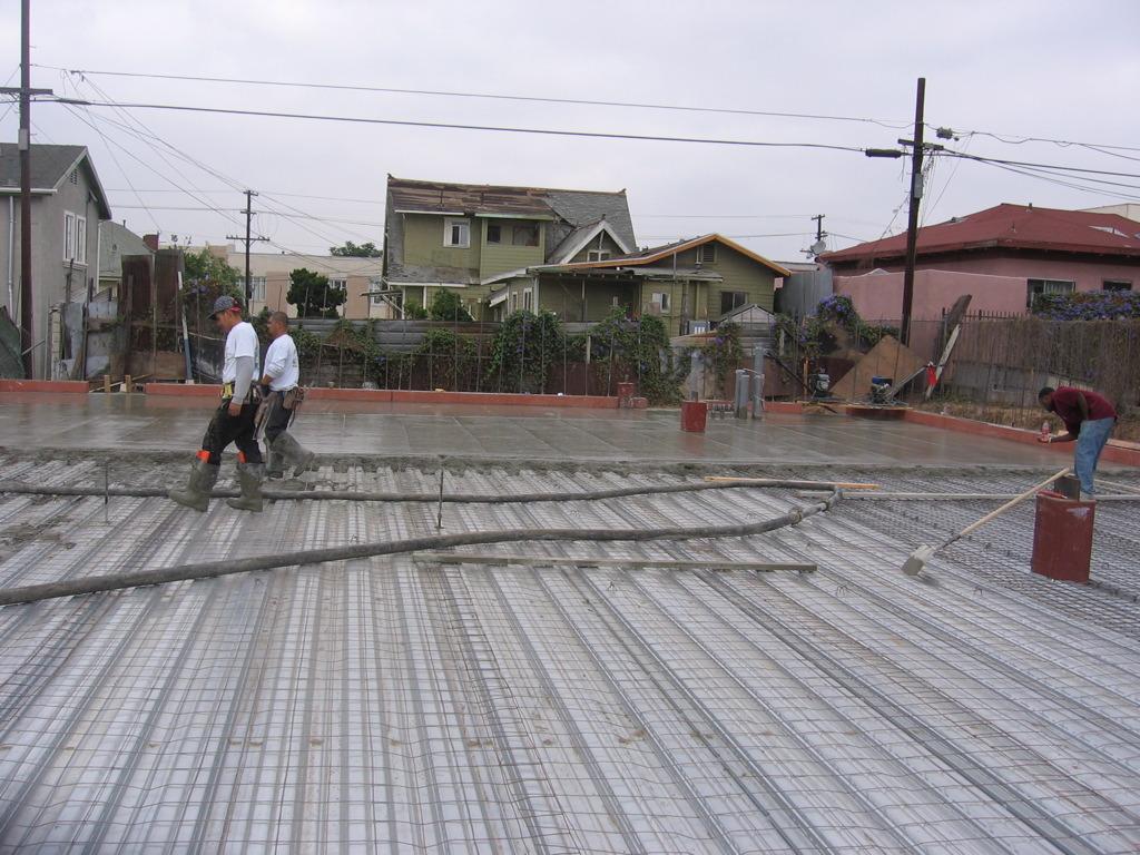 Concrete etc inc concrete foundations images proview for Concrete basement construction