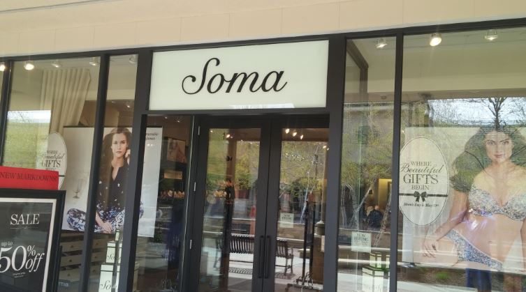 Retail- Soma in Maple grove