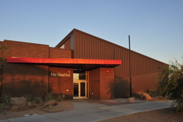 Scottsdale Community College Film School Building Photo 1 - Danson Construction LLC