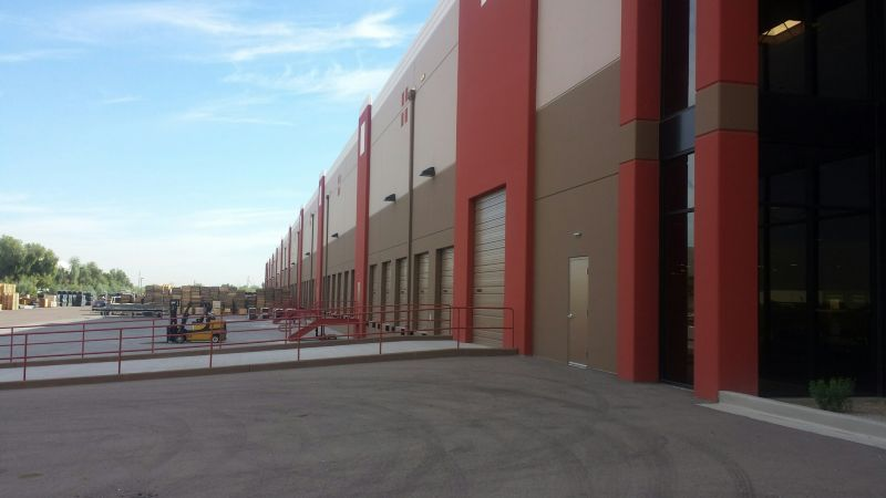 The Garage Service Center : Th ave distribution center by in phoenix az proview