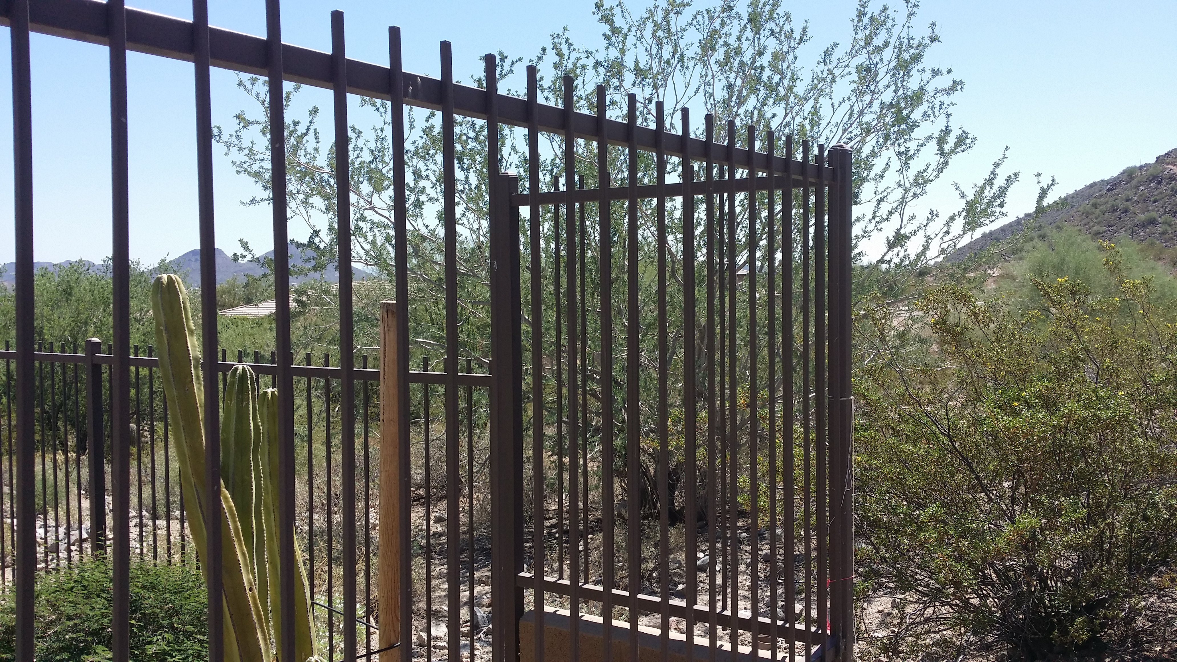Sherwood Welding Llc Fencing Images Proview