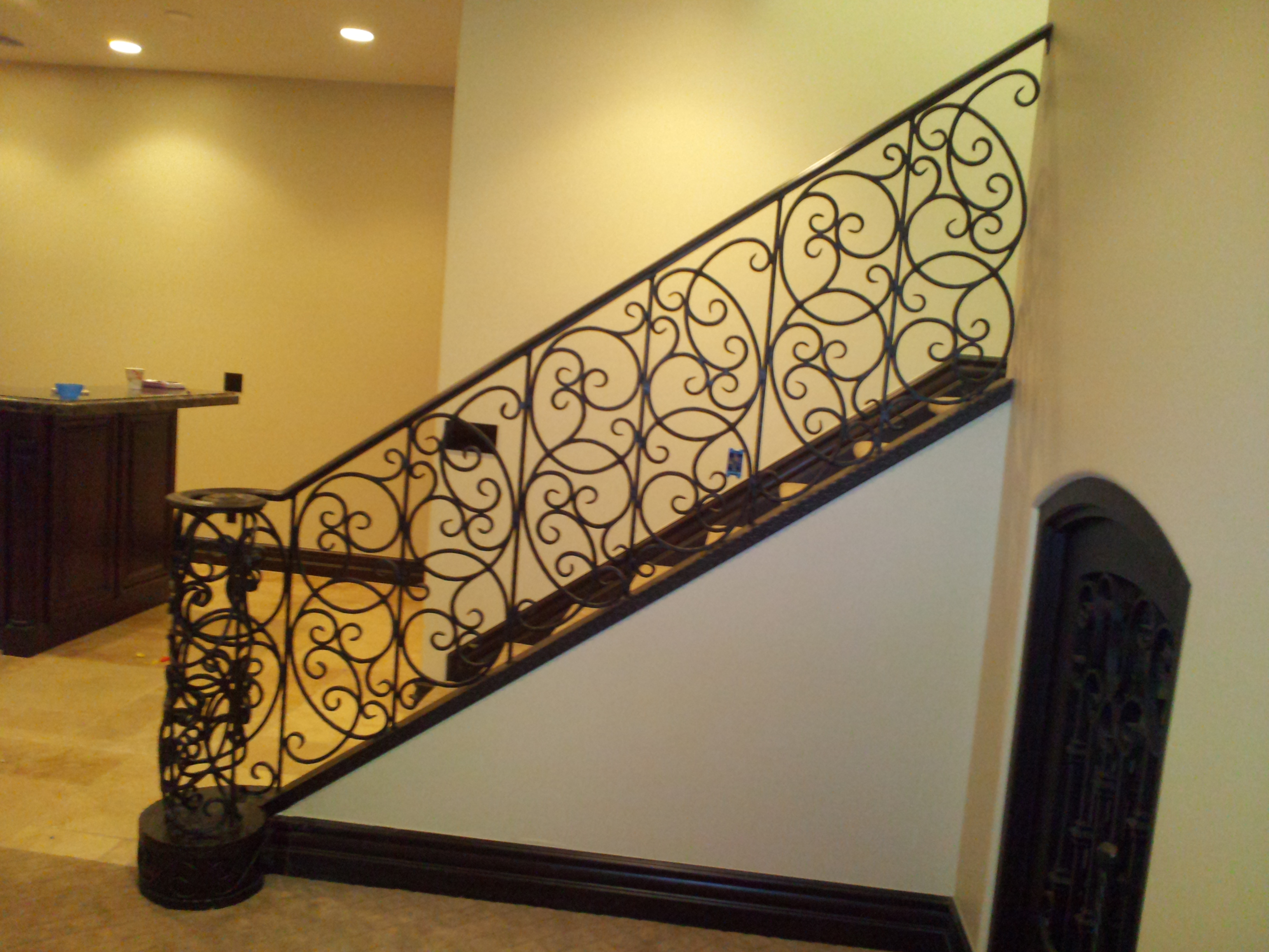 Stair Rail - Sherwood Welding LLC