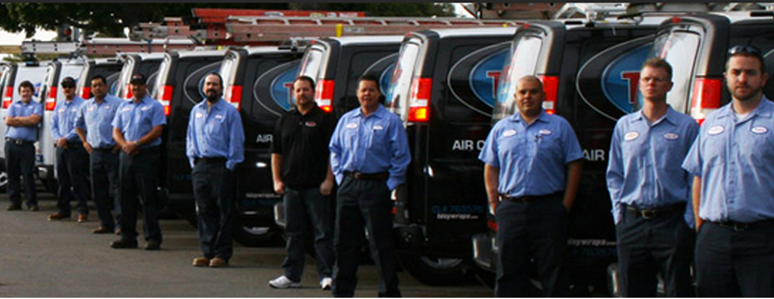 Always At Your Service - Air Temperature Specialists