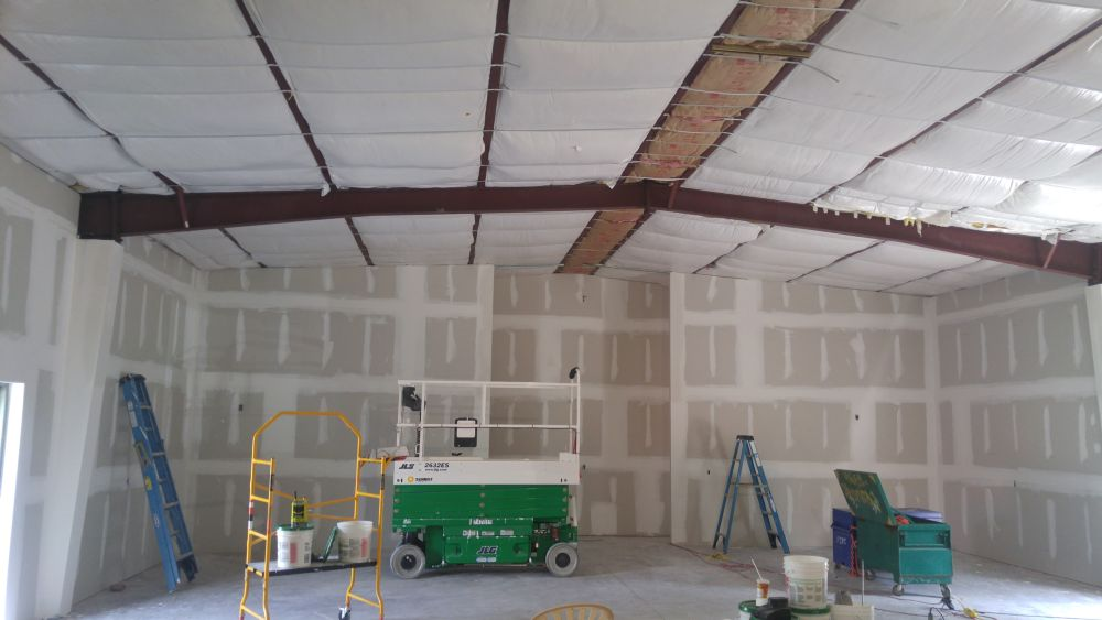 Various Projects - First Coast Walls & Ceilings Inc.