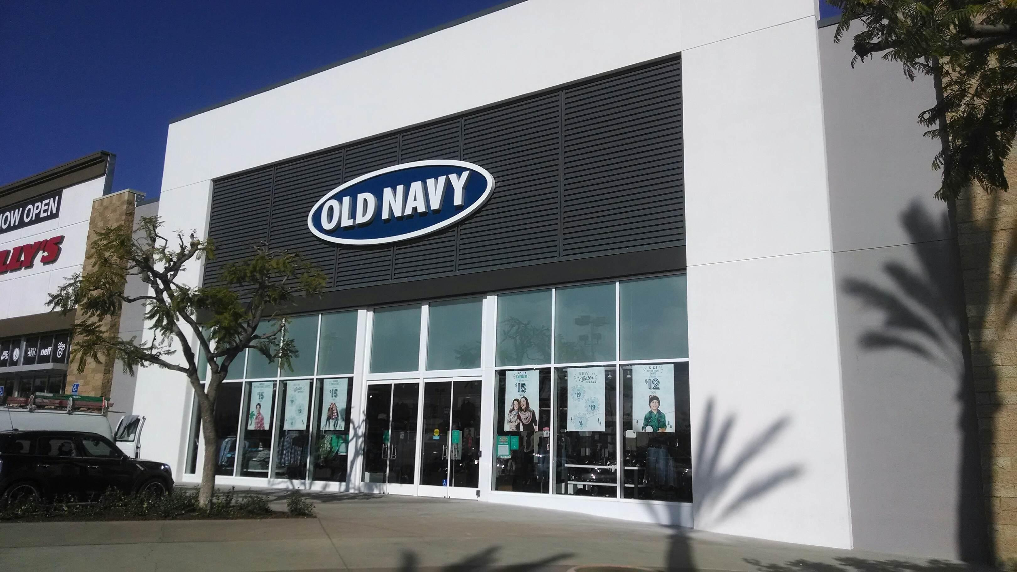 Old Navy Pasadena - All Venture Glass