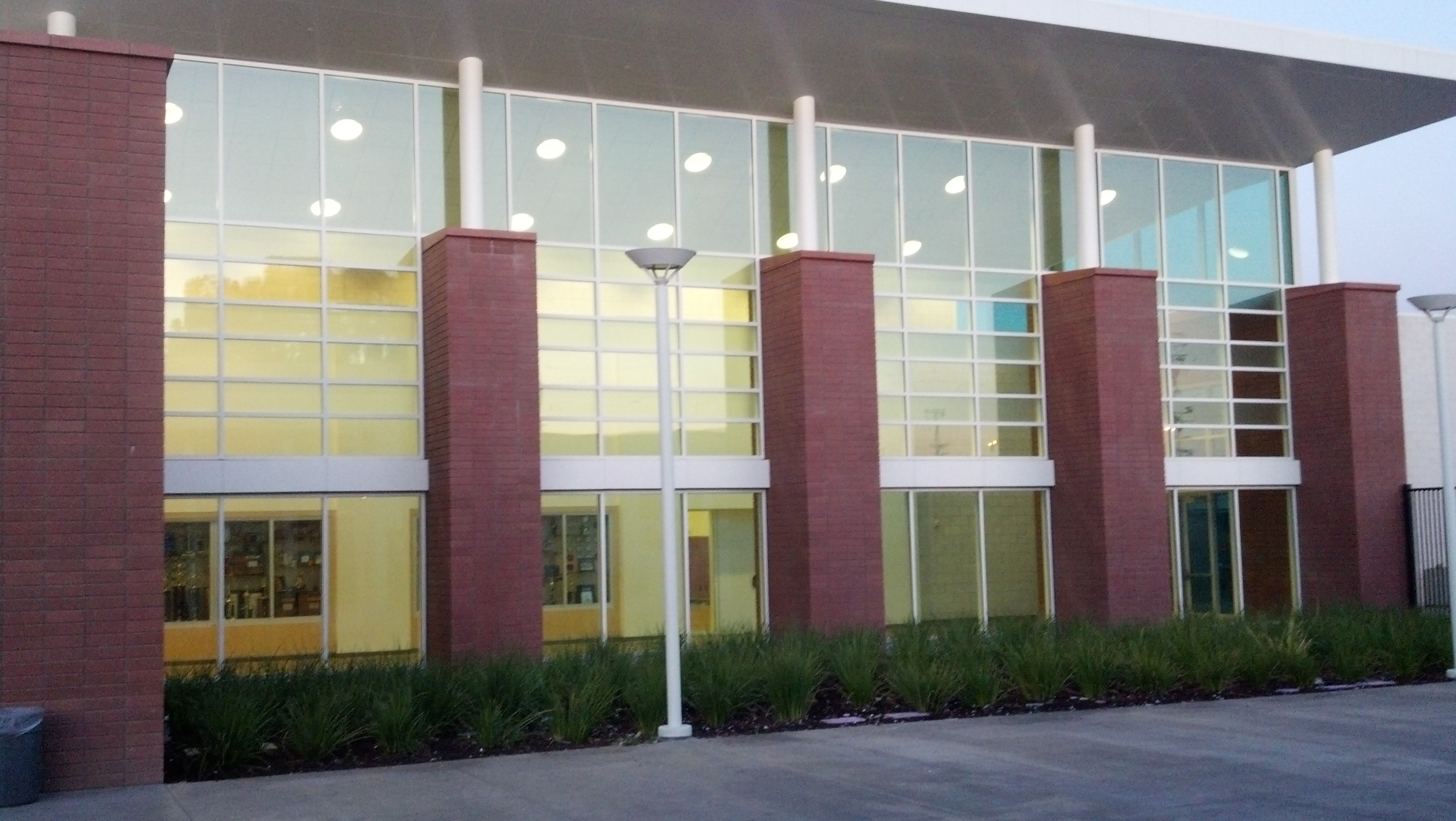 Paramount High School - All Venture Glass