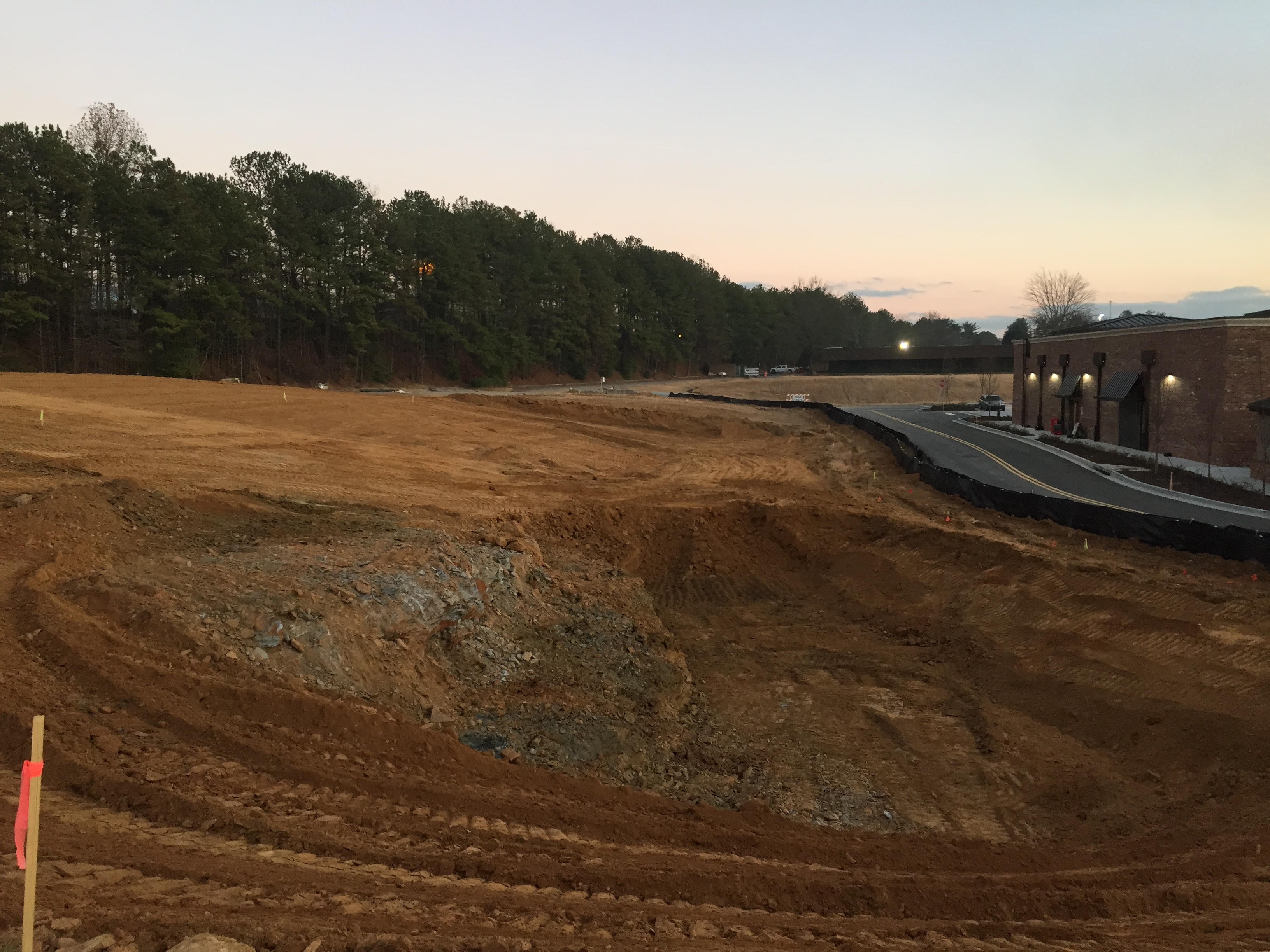 Fsr inc newnan georgia proview for Pond contractors