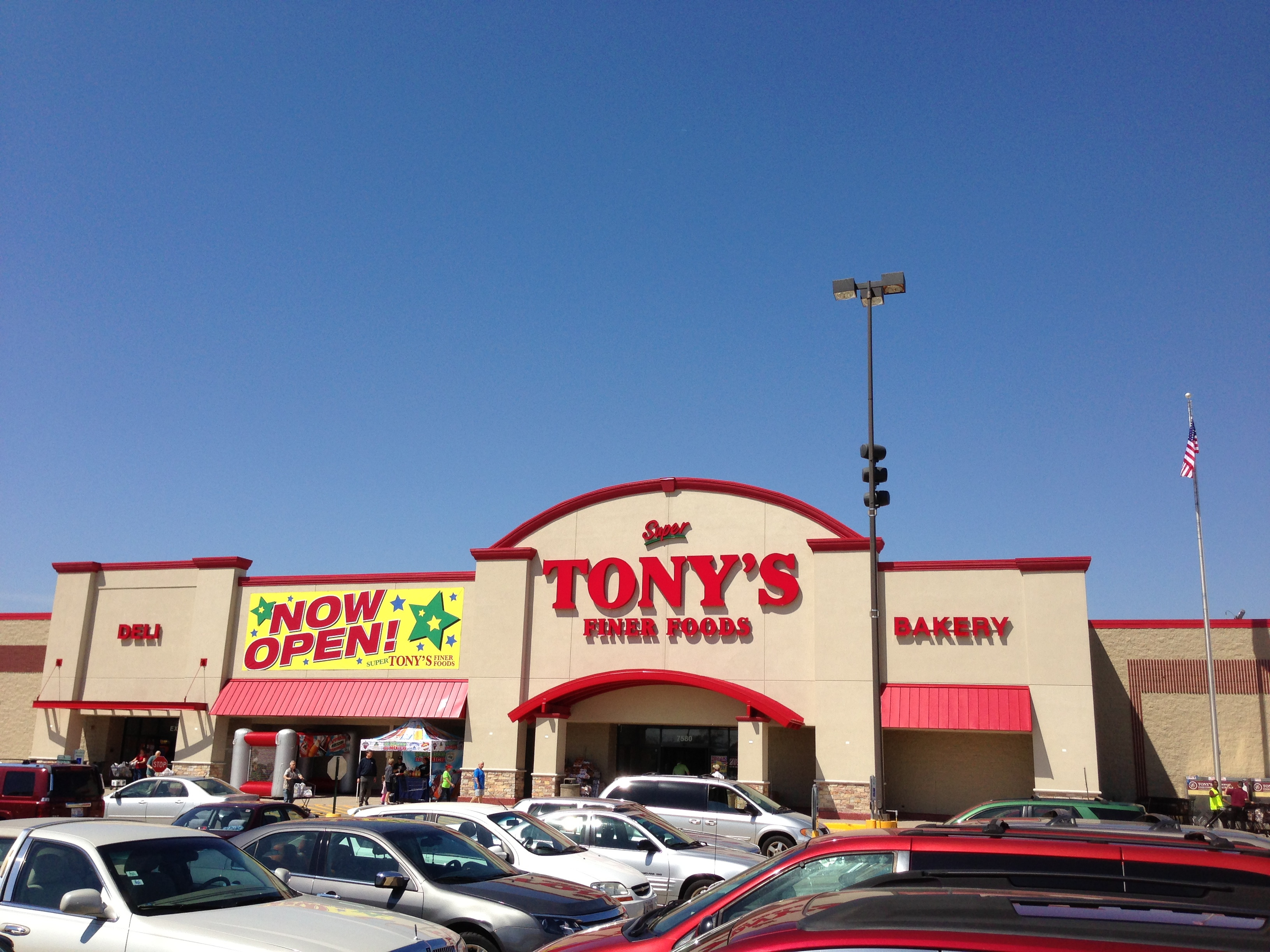 Tony S Finer Foods Chicago