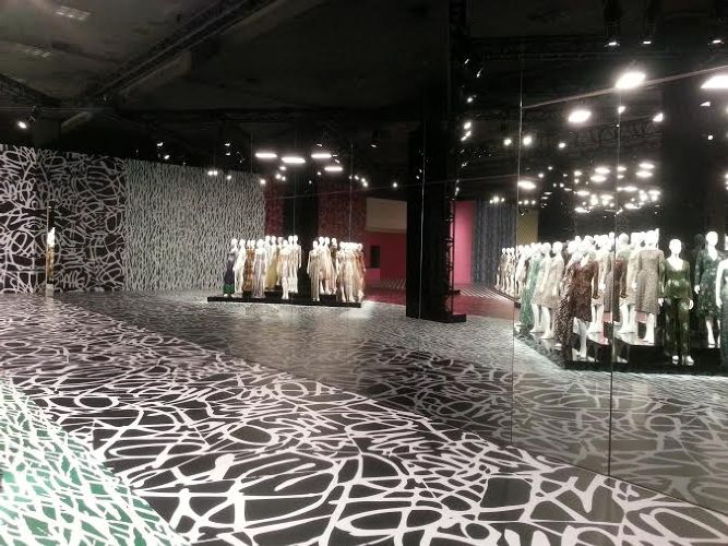 DVF LACMA Photo 1 - Mario's Glass & Mirror