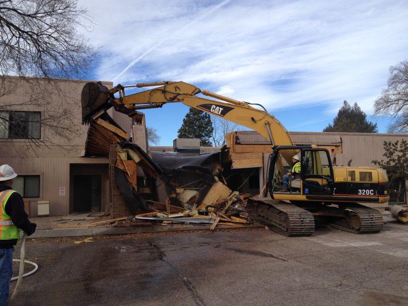 Earthwise Demolition Amp Rolloff Colorado Springs