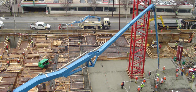 Pioneer Longhorn Concrete Pumping Euless Texas Proview
