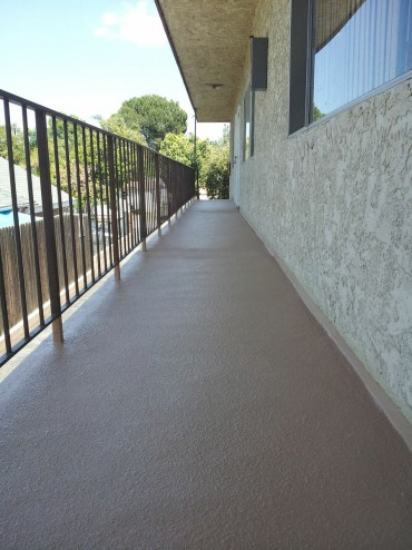 Walkways & Staircases - All Proof Decks, Inc.