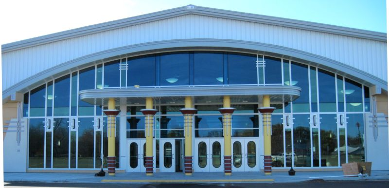 reliable glass installers kalamazoo county expo center image proview