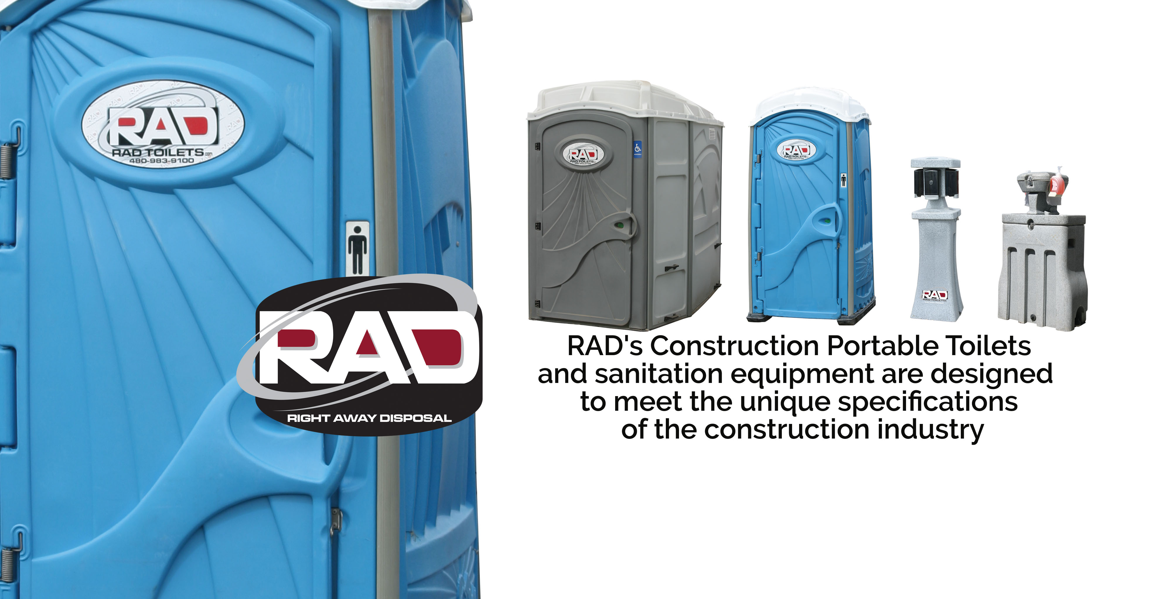 R.A.D. Dumpsters - Right Away Disposal RAD