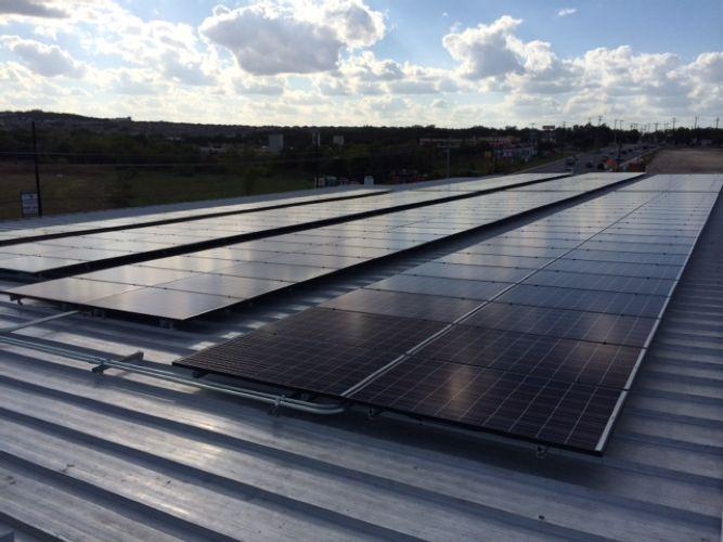 Self Reliant Solar A AAA Key Mini Storage # 47