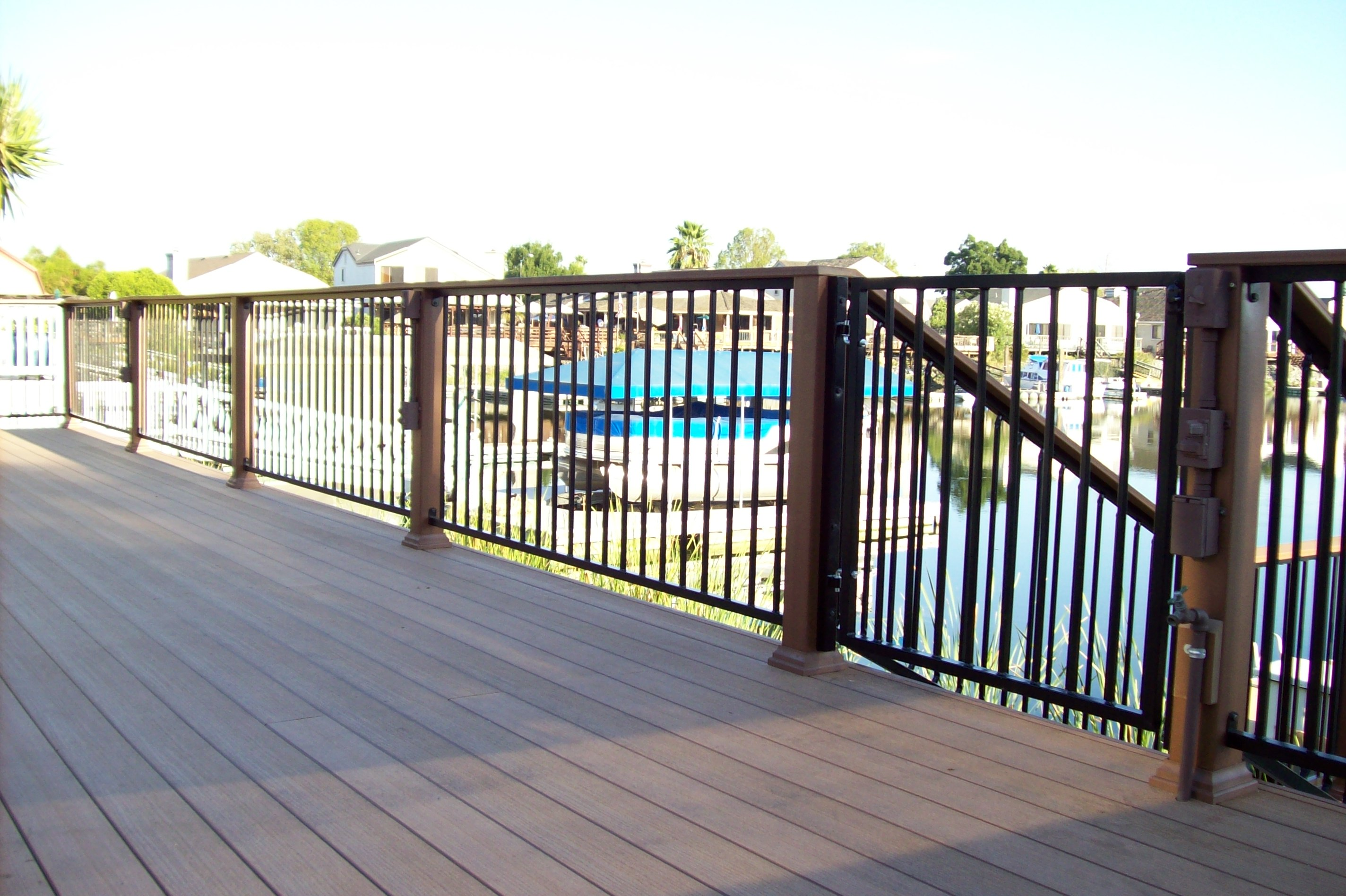 Pool Fencing - United Fence Services