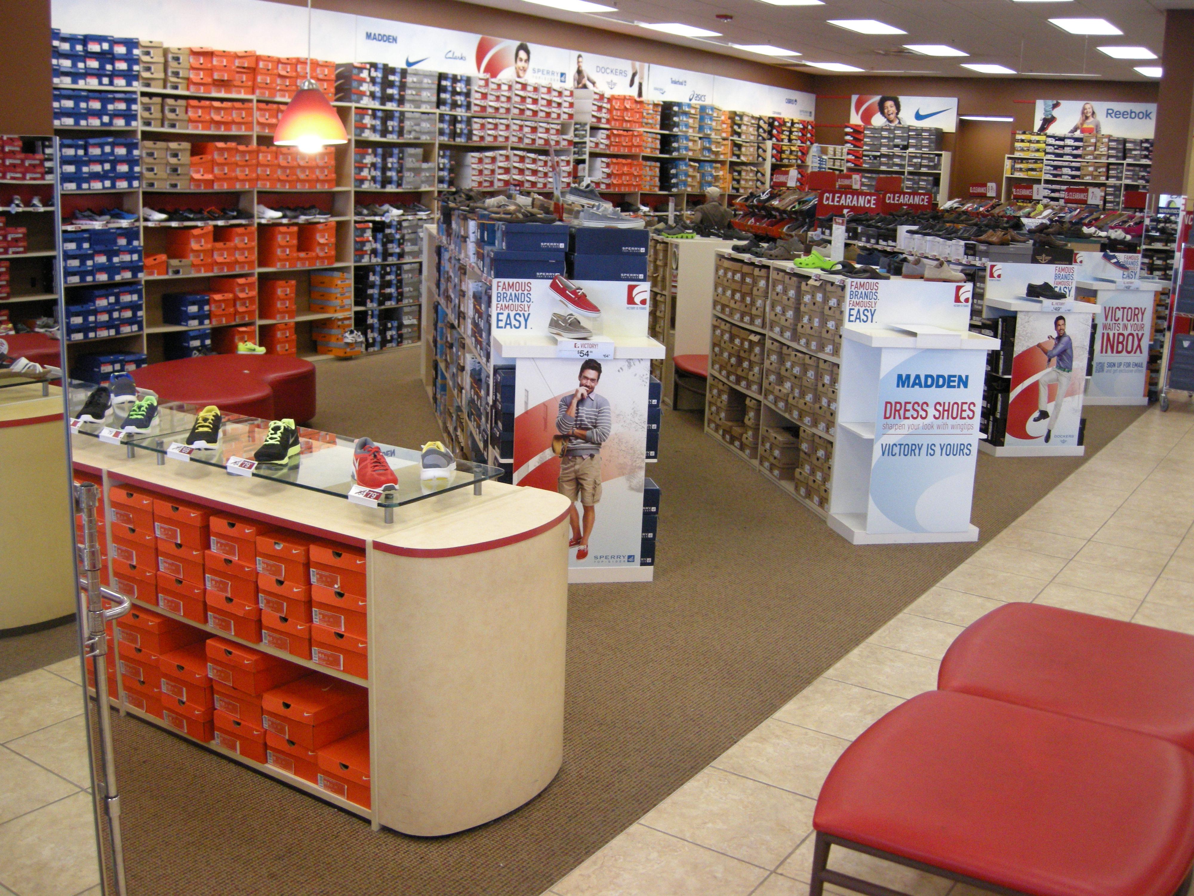 Famous Footwear - Open Store Remodel