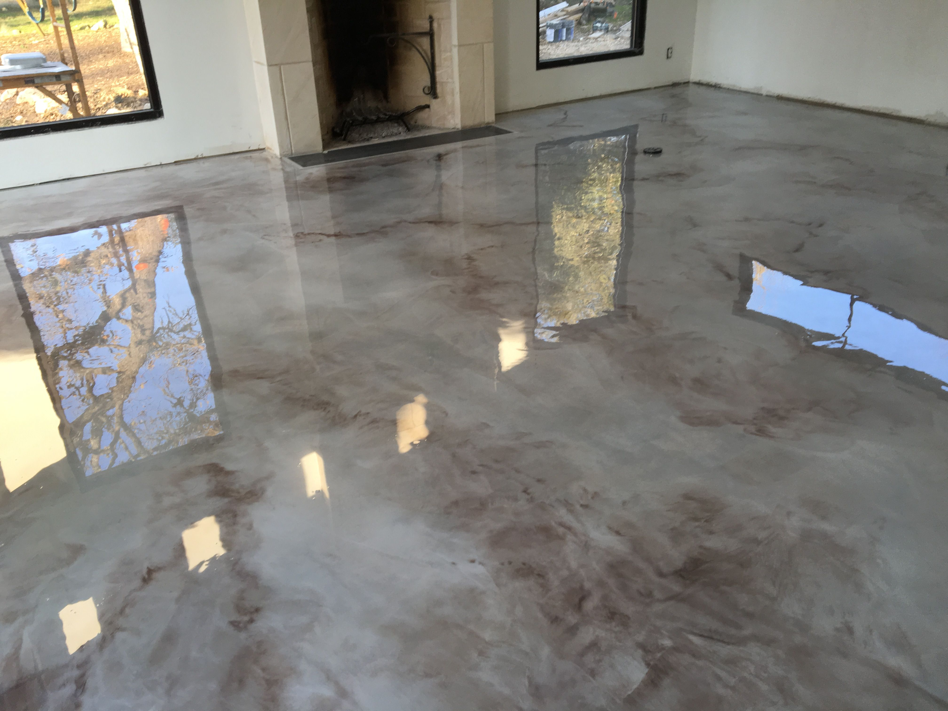 Csm Concrete Coatings Epoxy Metallic Floors Image Proview