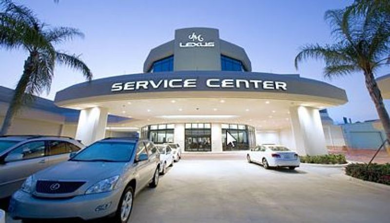 Jm Lexus Service >> Dana B Kenyon Co Jm Lexus Showroom And Service Center