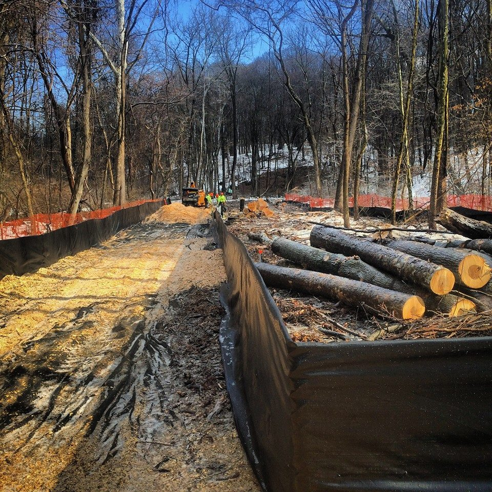 Access Road Clearing & Construction - Patriot Land & Wildlife Management
