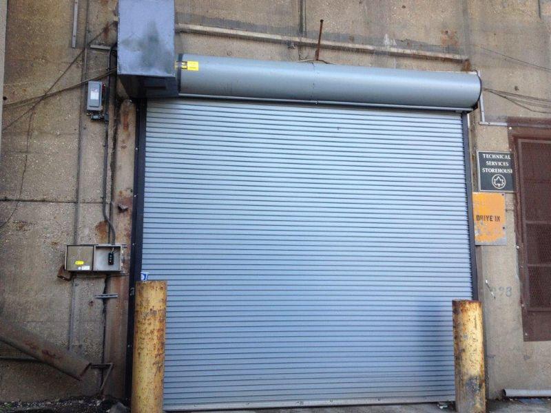 768 #2968A2 Commercial Rolling Steel Door All Door & Garage Inc. save image Steel Overhead Doors 38071024