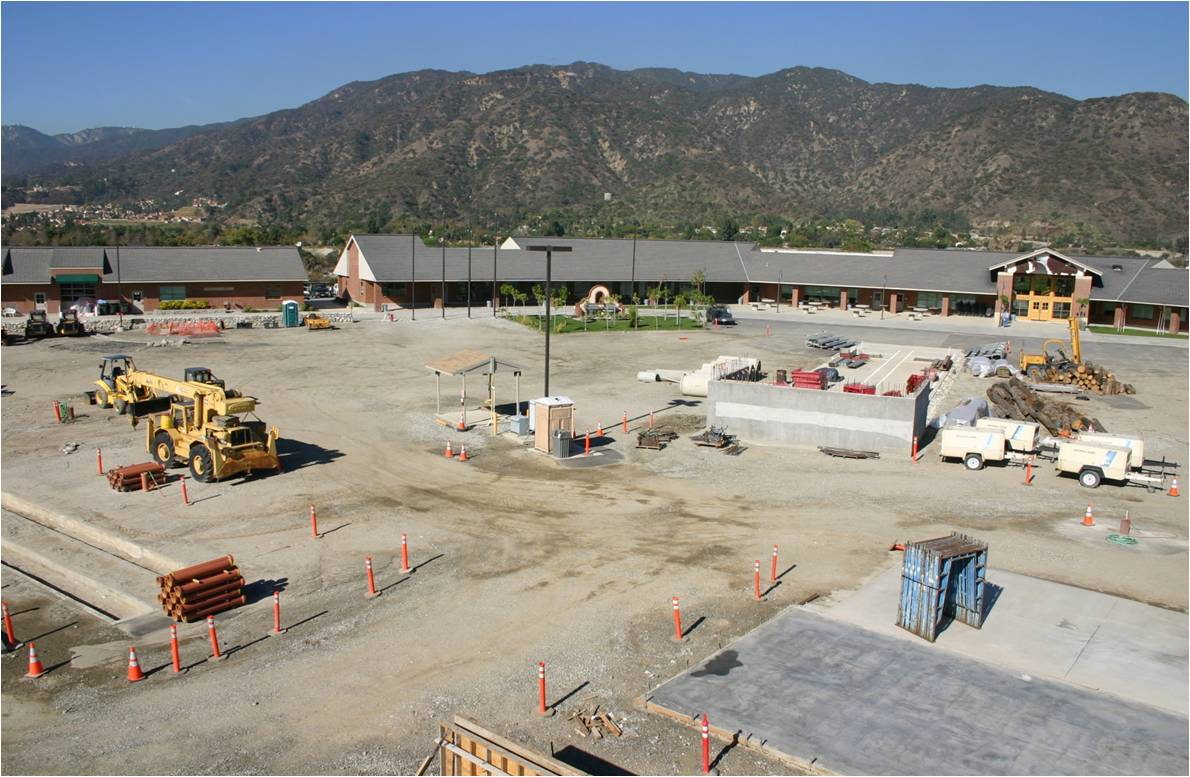 Laborers Training Facility in Azusa, CA - Southern California District Council of Laborers