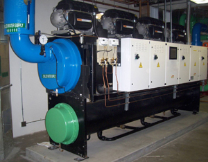 Chiller Services - EMCOR Services/Mesa Energy Systems