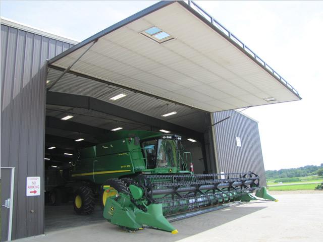Powerlift Hydraulic Doors Lake Benton Minnesota Proview