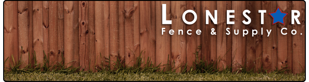 Lonestar Fence Amp Supply Llc Denton Texas Proview