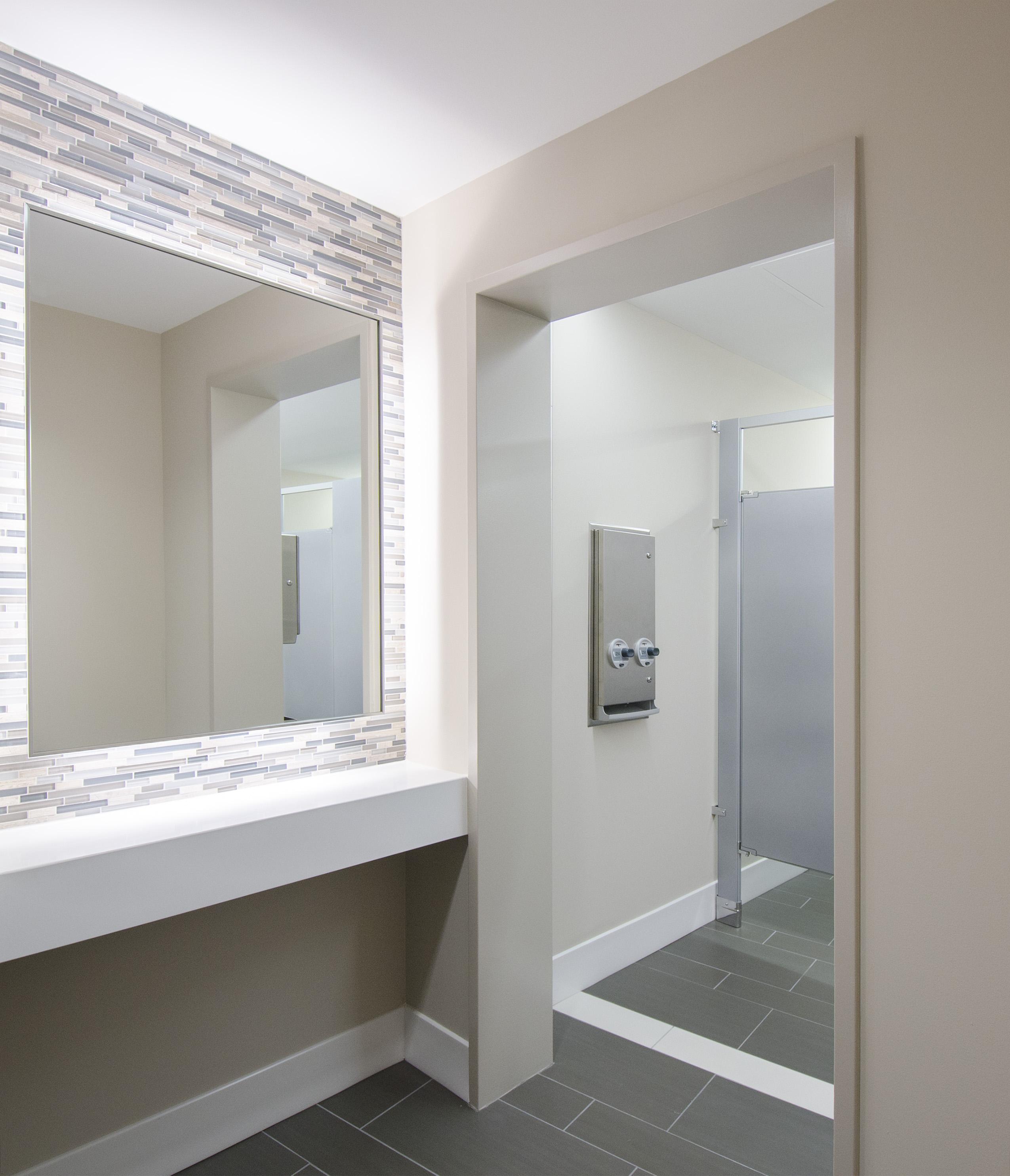 Troiano Enterprises, Inc. - Commercial Bathrooms Images | ProView