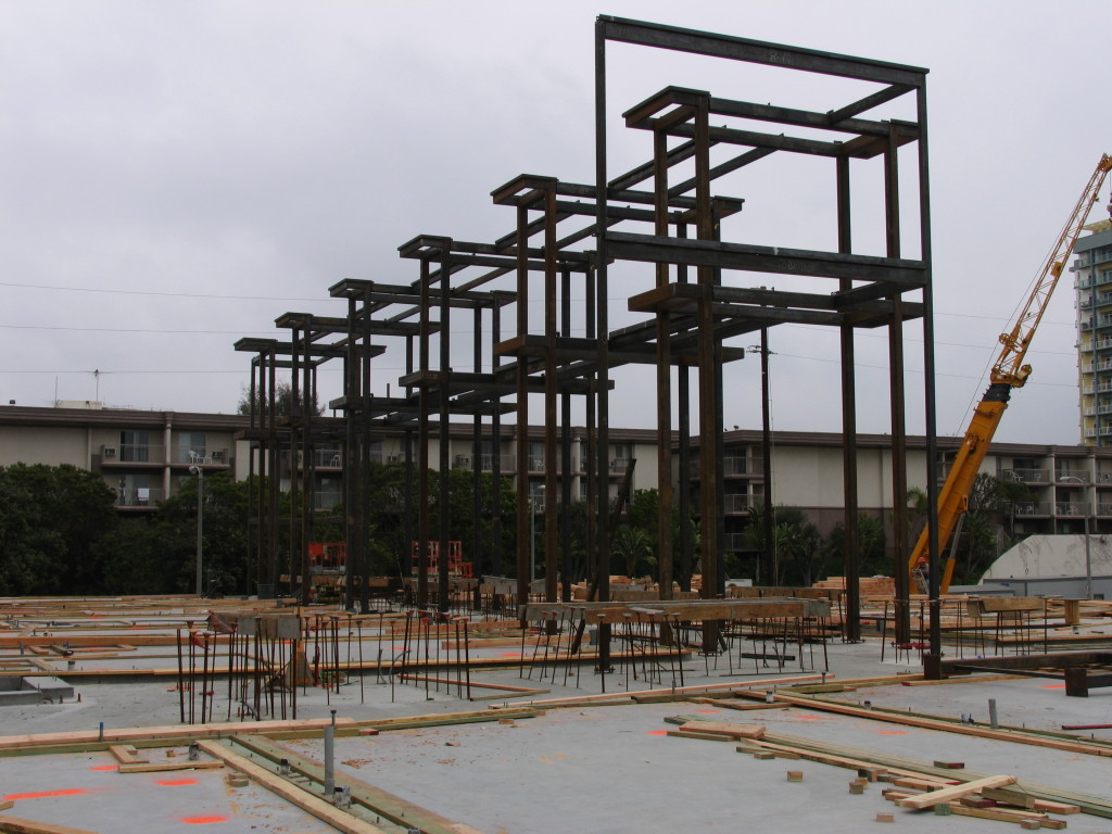 Commercial Project - Crown Steel, Inc.