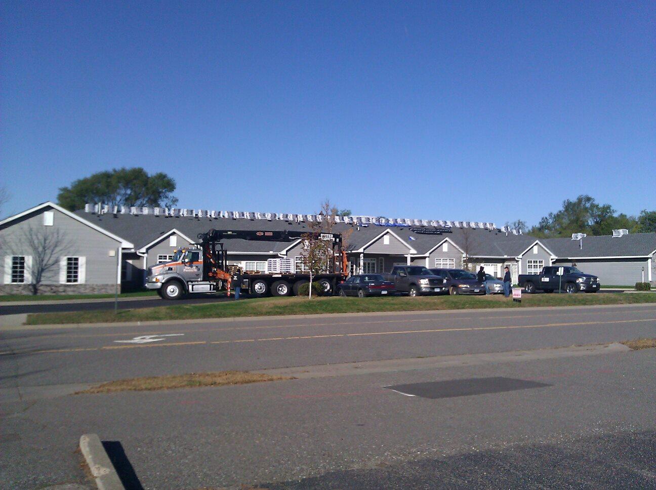 Rossman Construction Company Llc Elk River Minnesota