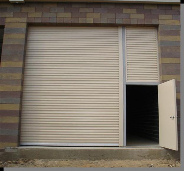 Vortex Industries Inc Roll Up With Wicketpilot Door Image Proview