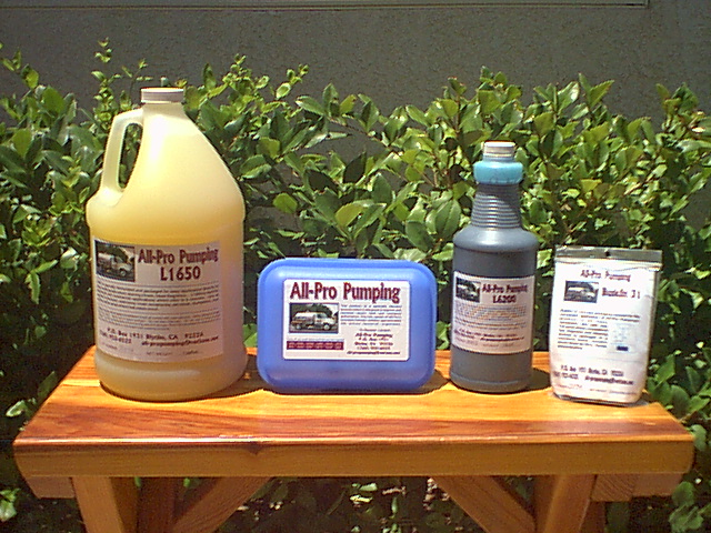 All-Pro Pumping Products  - All-Pro Pumping