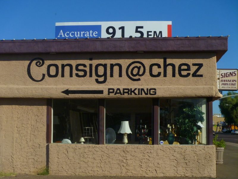 Consign by Chez - Kevin Campbell Signs