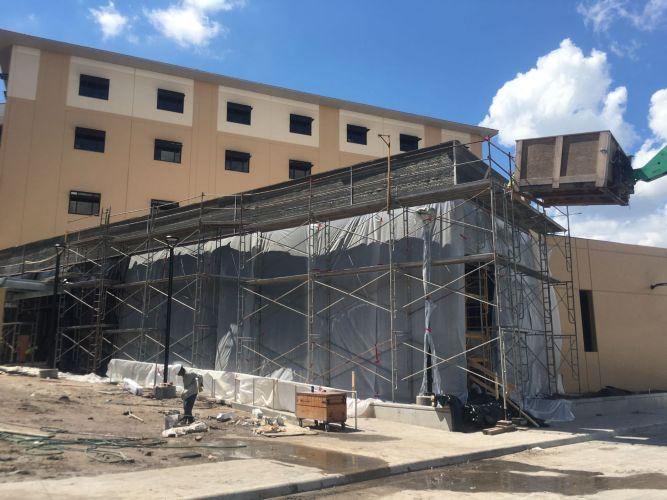 Southeastern University Cam Building By In Lakeland Fl