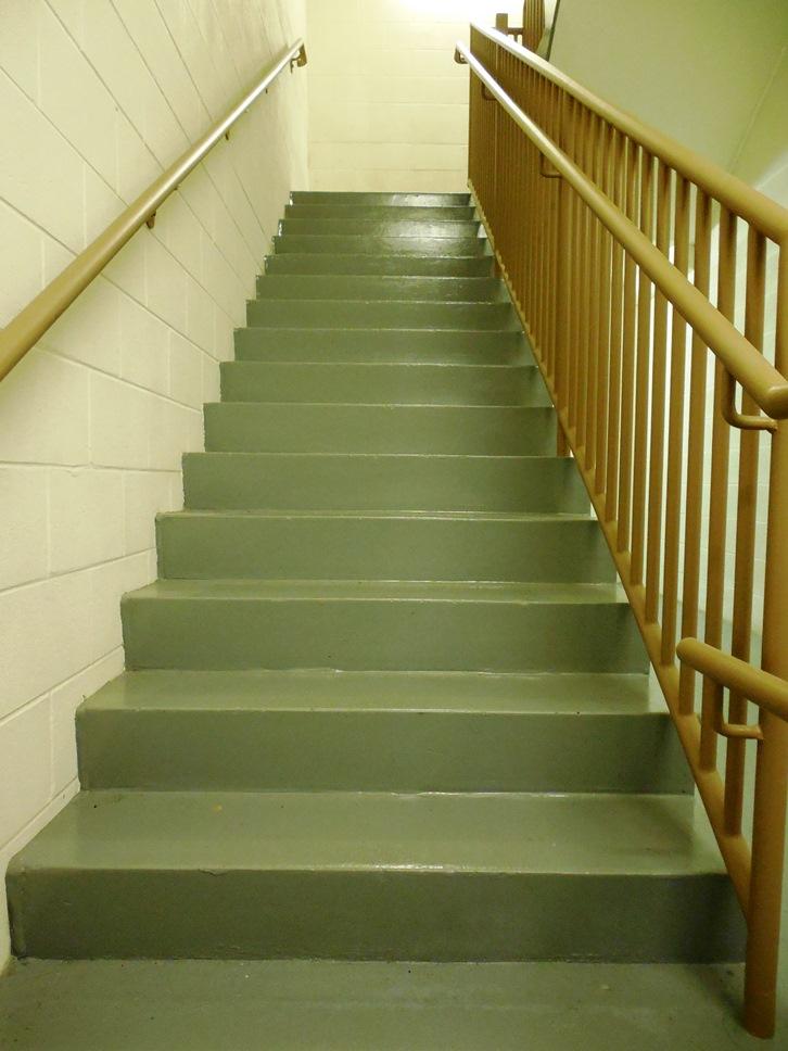 Interior Precast Stairs