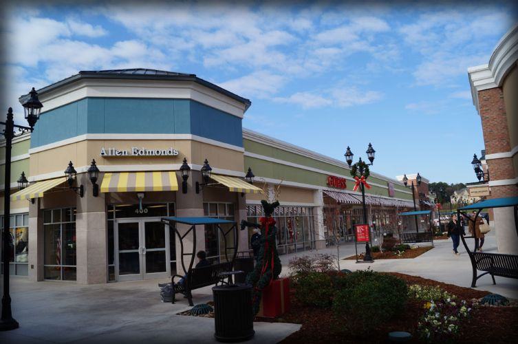 Tanger Outlets By In Mebane Nc Proview
