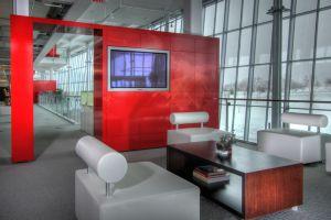 Audio Visual Innovations Haworth Office Furniture